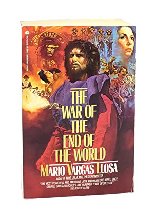 The War of the End of the: Mario Vargas Llosa