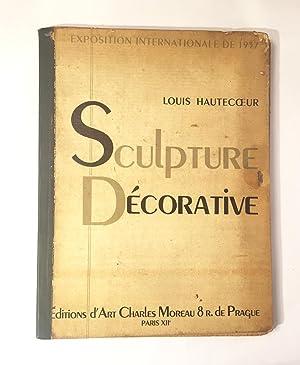 Sculpture Decorative, Exposition Internationale De 1937: Louis Hautecoeur