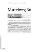 Wenn Städte kreativ werden. Mittelweg 36, Zeitschrift des Hamburger Instituts für Sozialforschung, ...