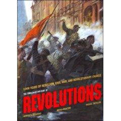 The Timechart History of Revolutions: 3,000 Years: Nicola Chalton Maredith