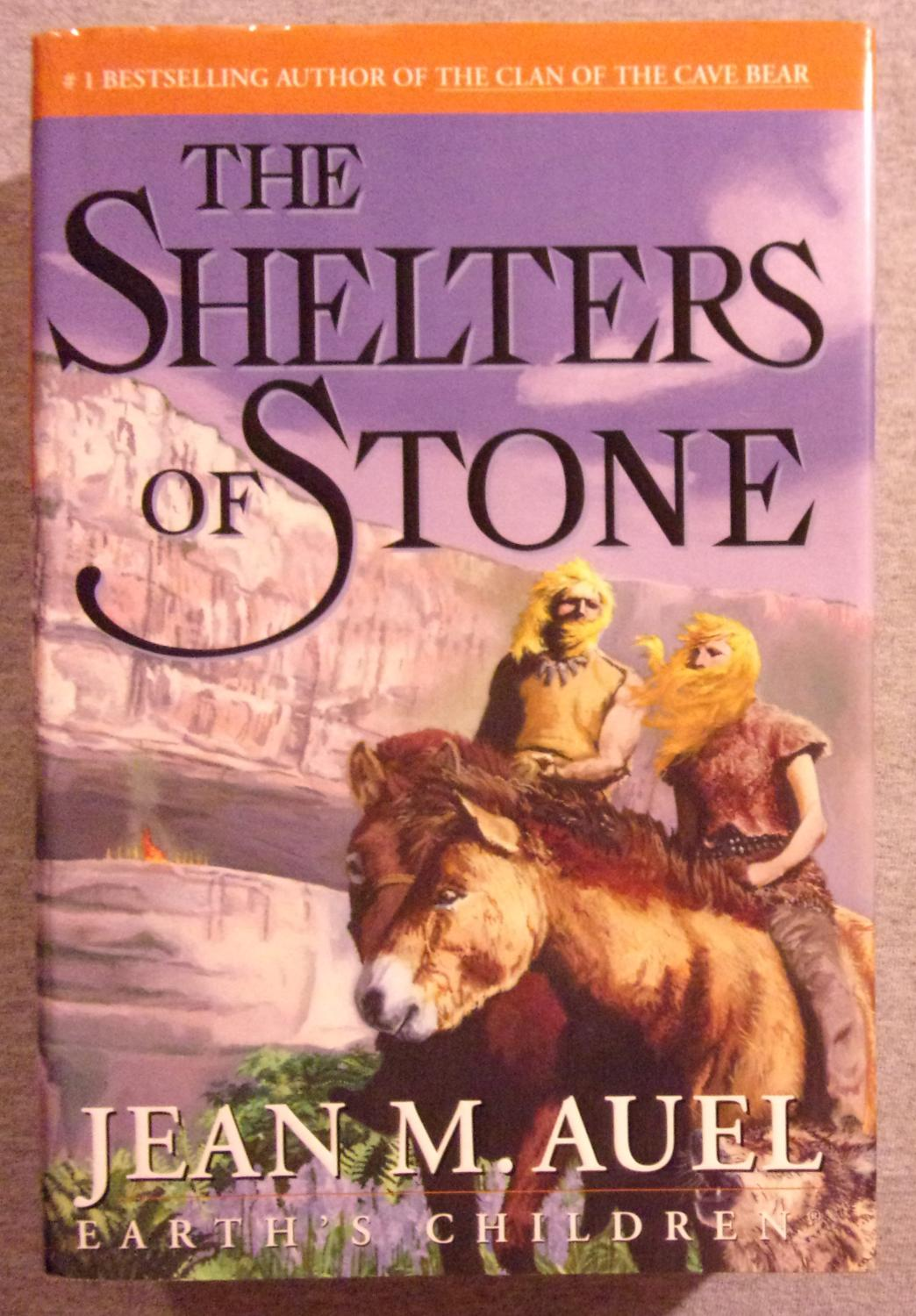 The Shelters Of Stone By Auel Jean M Crown Publishers New York