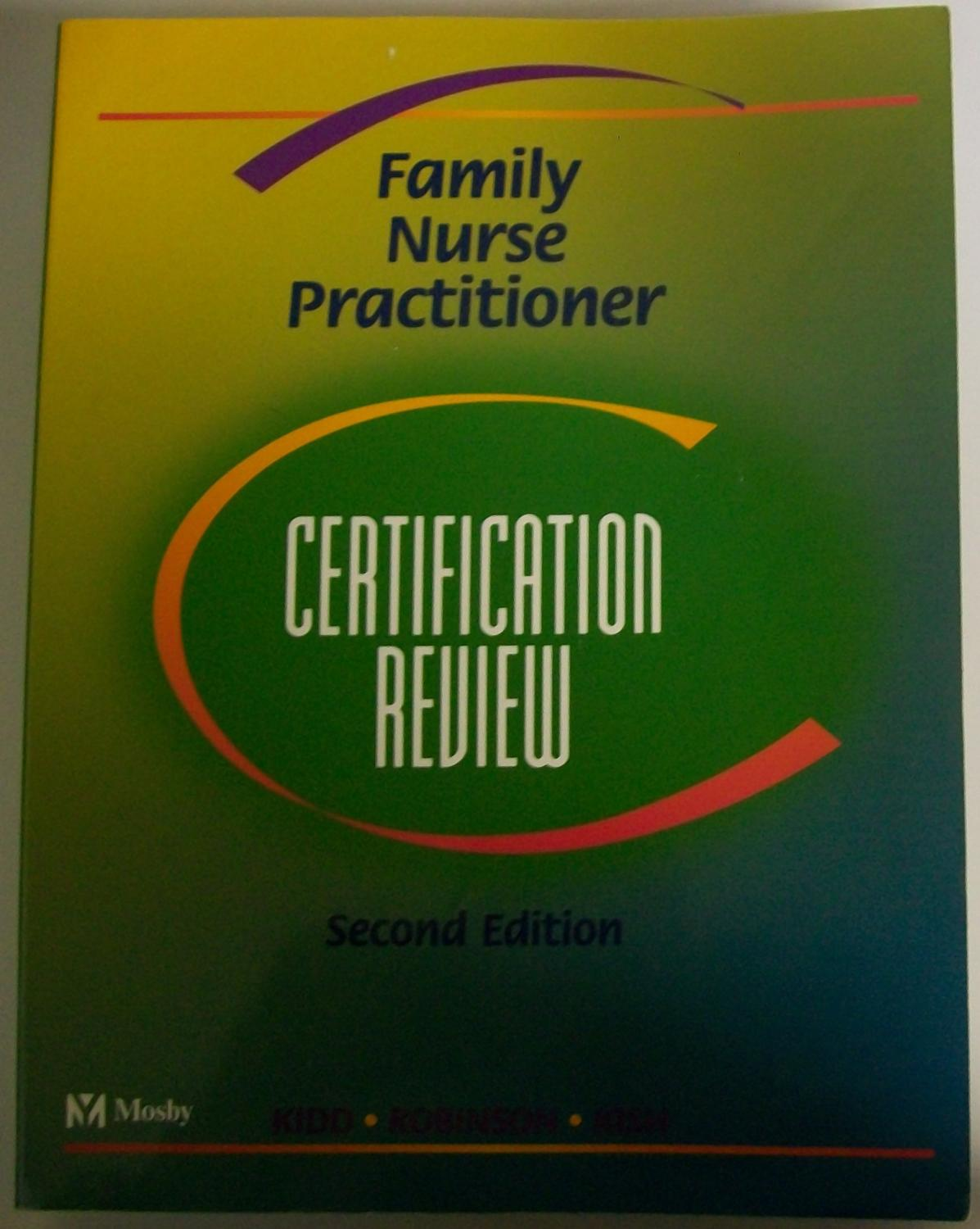 Family Nurse Practitioner Certification Review Second Edition With