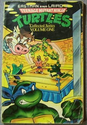 Eastman and Laird's Teenage Mutant Ninja Turtles,: Clarrain, Dean