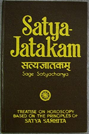 Satya Jatakam (Basis of Dhruva Nadi): Satyacharya, Sage