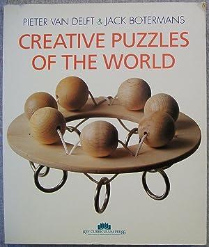 Creative Puzzles of the World: Van Delft, Pieter