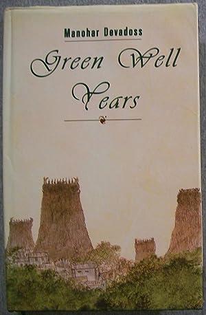 Green Well Years: Devadoss, Manohar