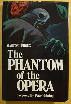 book report on the phantom of the opera