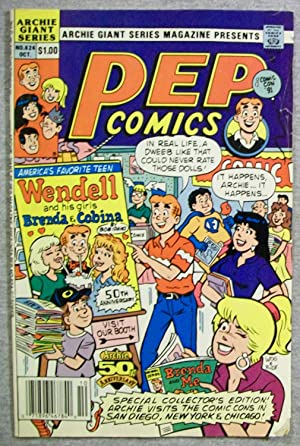 Archie Giant Series Magazine, October 1991, Number: Gorelick, Victor (Editor)