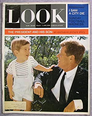 Look Magazine, December 3, 1963, Volume 27,: Cowles, Gardner (Editor)