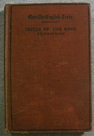 Idylls of the King, Merrill's English Texts: Tennyson, Alfred Lord