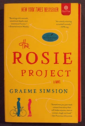 The Rosie Project, Signed Edition: Simsion, Graeme