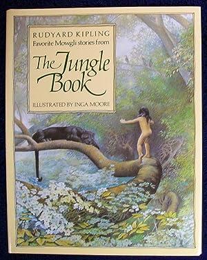 Favorite Mowgli Stories from The Jungle Book: Kipling, Rudyard