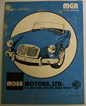 moss motors ltd - AbeBooks