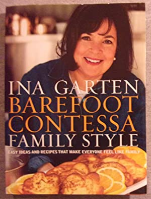 Barefoot Contessa Family Style Garten Ina
