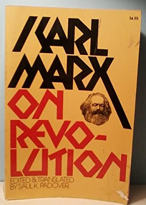 On Revolution (The Karl Marx Library, Volume 1)