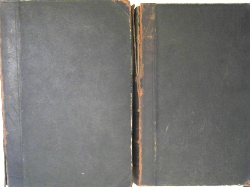 2 Bücher zusammen - Shakspere's [Shakespeare] Werke.: Delius, Nicolaus und