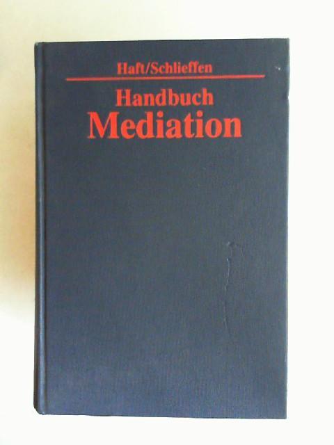 Handbuch Mediation.