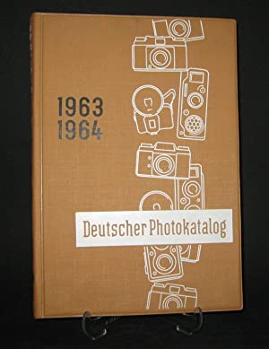 Deutscher Photokatalog 1963 / 1964.
