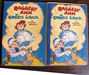 Raggedy Ann In Cookie Land, With Original: Johnny Gruelle