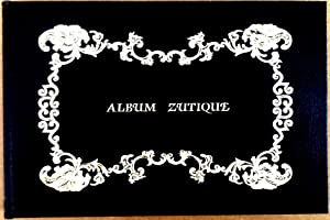 Album Zutique: RIMBAUD, Arthur et al.