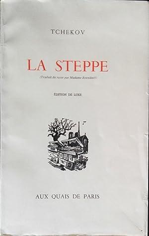 La steppe: TCHEKHOV
