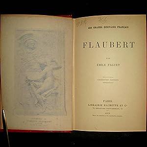 FLAUBERT: FAGUET, Emile
