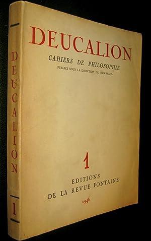 DEUCALION. Cahiers de philosophie