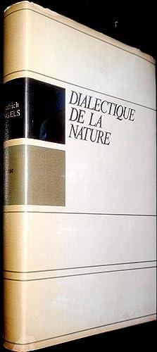 Dialectique de la nature.: ENGELS, Friedrich