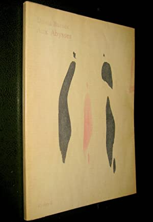 Aux abysses. Suivi de La colombe.: BARNES, Djuna