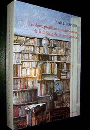 Les deux problèmes fondamentaux de la théorie de la connaissance.: POPPER, Karl