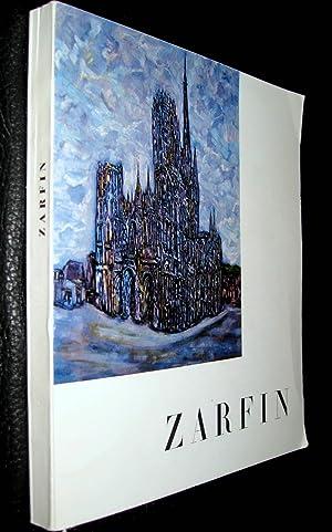 Zarfin. Vues générales sur l' uvre de Zarfin.: FRAENKEL, Ernest