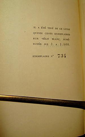 Elégies romaines: GOETHE, J.W.V.