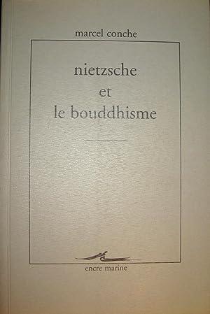 Nietzsche et le bouddhisme: CONCHE, Marcel