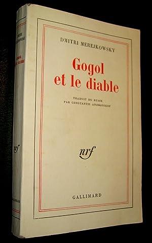 Gogol et le diable.: MEREJKOWSKY, Dimitri