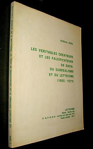 Les Véritables créateurs et les falsificateurs de Dada, du Surréalisme et du ...