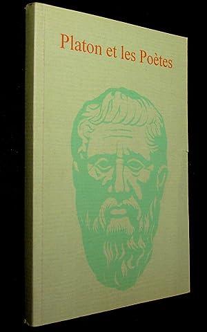Platon et les Poètes. Hommage à Georges Steiner de la part de ses collègues de...