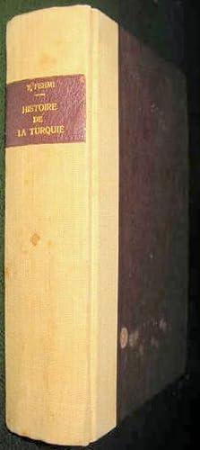 Histoire de la Turquie: FEHMI, Youssouf