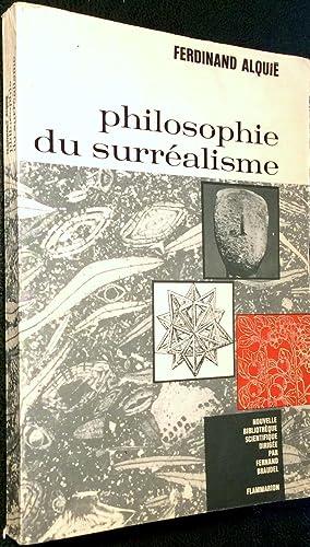 Philosophie du surréalisme.: ALQUIE, Ferdinand