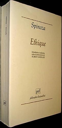 Ethique.: SPINOZA
