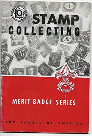 Stamp Collecting (Merit Badge Series): James W Shaver