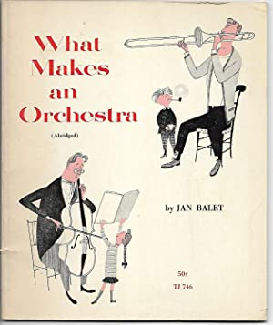 What Makes an Orchestra: Jan Balet