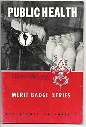 Public Health (Merit Badge Series): Marcus Rosenblum