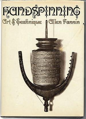 Handspinning: Art and Technique: Allen Fannin