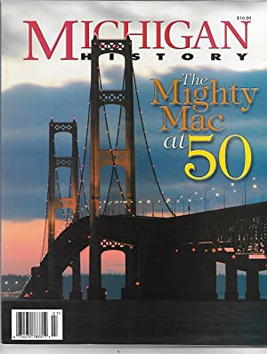 Michigan History Magazine, Volume 91 #4, July/August