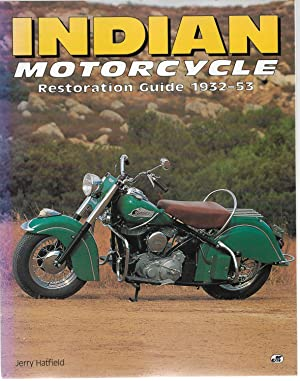 hatfield jerry - indian motorcycle restoration guide 1932 53