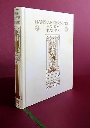 Hans Andersen's Fairy Tales. Limited edition of: Robinson, Heath William;