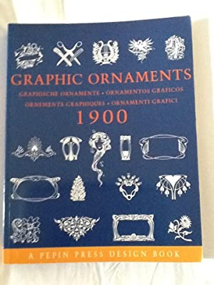 Graphic Ornaments - 1900 (Pepin Press Design: Pepin Van Roojen