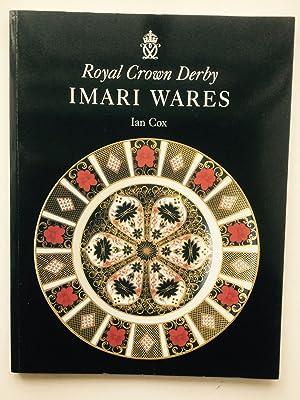 Royal Crown Derby Imari Wares: Ian Cox