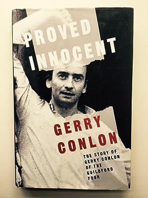Proved innocent gerry conlon