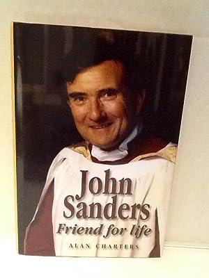 John Sanders Friend for Life: Alan Charters